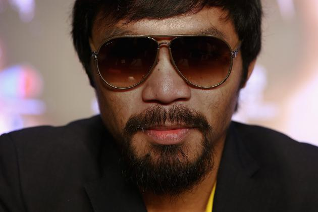 Manny Pacquiao's Desperate Predicament Will Produce Extreme Results