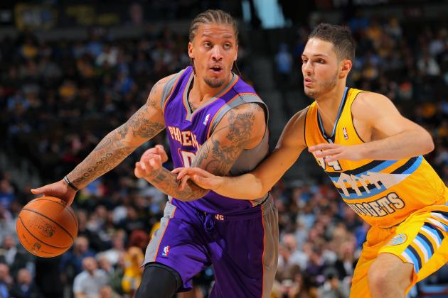 Report: Michael Beasley Arrested for Possession Suspicion