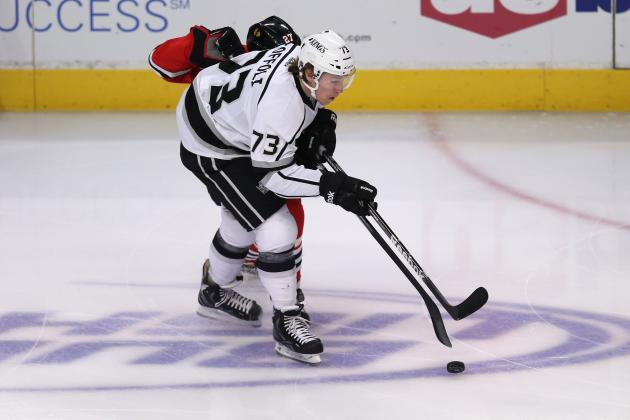 30 in 30: Toffoli, Vey Top Prospect Pipeline for Kings
