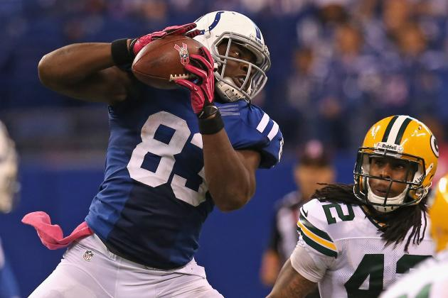 Is Dwayne Allen Already One of NFL's Top Tight Ends?