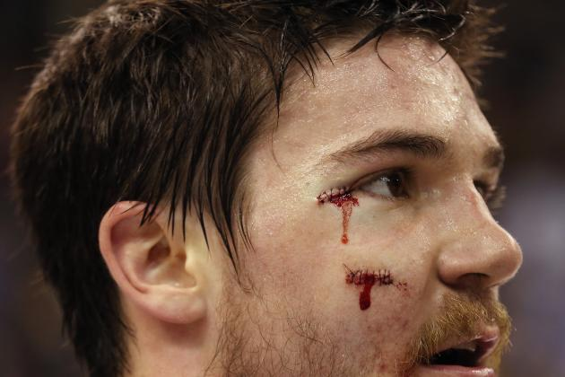 Andrew Shaw Will Auction off Stitches He Received During Stanley Cup Final