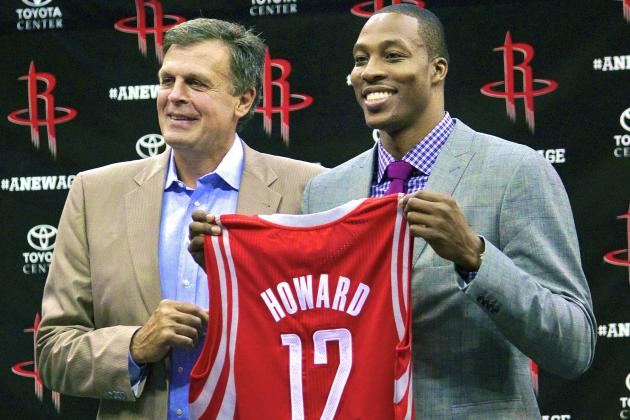 Why It's Finally Time For Dwight Howard to Embrace the Pick-And-Roll