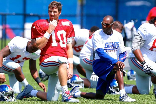 Why the New York Giants Could Finally Go Belly-Up in 2013