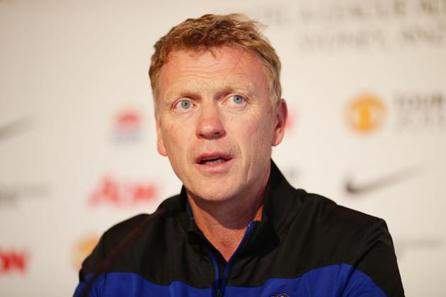 Transfer Window: Manchester United Boss David Moyes Is Running out of Time