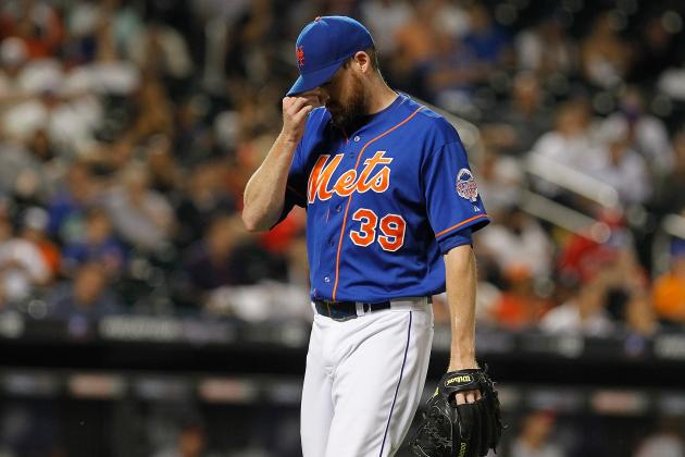 Mets Place Closer Bobby Parnell on DL