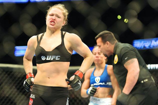 'The Ultimate Fighter' Took Ronda Rousey to the Edge and Back
