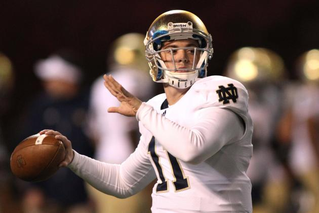 Notre Dame Football: Bold Predictions for Tommy Rees and Fighting Irish in 2013