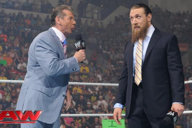 WWE Missed Huge Opportunity with Daniel Bryan Corporate Makeover Angle