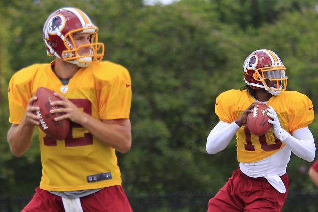 Washington Redskins Have No Reason to Use Robert Griffin III in the Preseason
