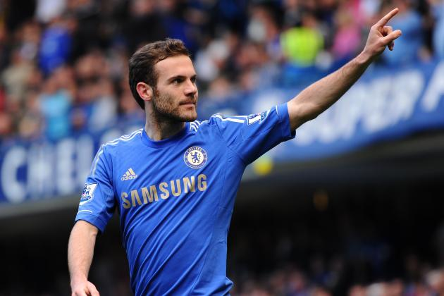 Chelsea: Keeping Juan Mata Will Be Jose Mourinho's Best Move This Summer