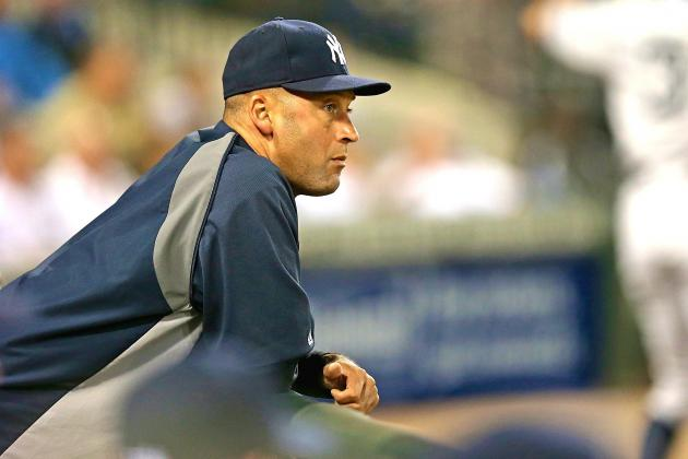 Are We Witnessing the End of Derek Jeter's Storied Baseball Career?