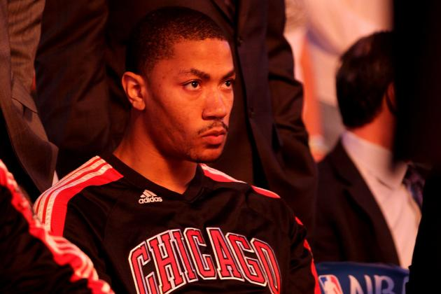 Derrick Rose to Face Unprecedented Pressure on 2013-14 NBA Opening Night