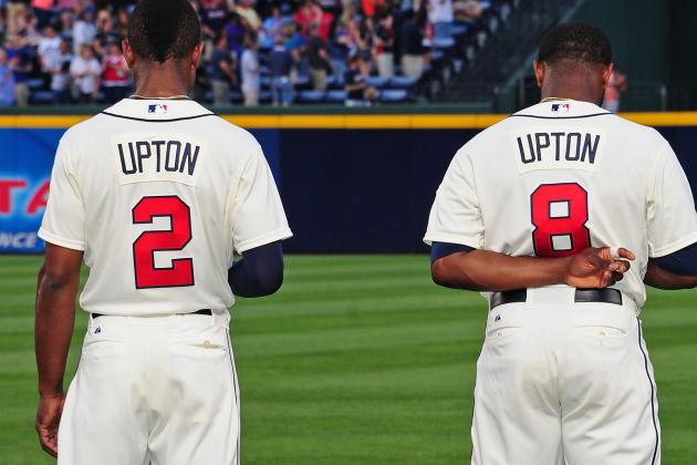 Debate: Which Upton Brother Is More Important to Braves' World Series Run?