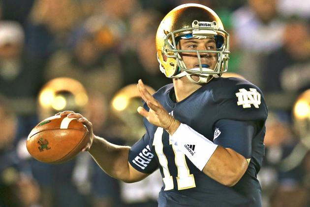 Notre Dame Football: Fighting Irish QB Tommy Rees Has Plenty to Prove in 2013