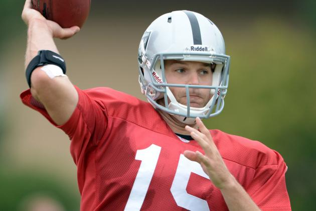 Debate: Who Do You Want to Start Week 1 at QB for the Raiders?
