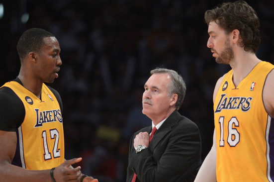 D'Antoni Hints at Pau, Dwight Agenda