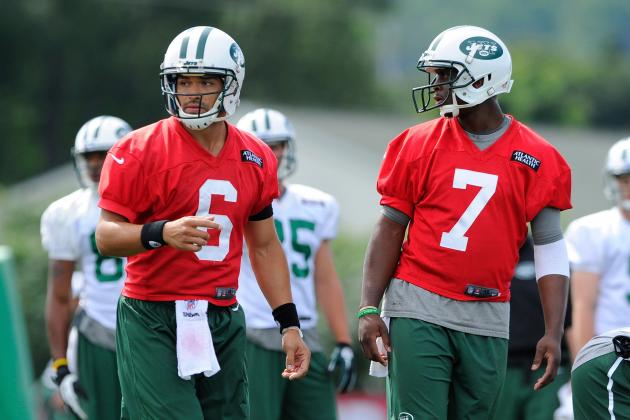 Debate: Who Do You Want to Start Week 1 at QB for the Jets?