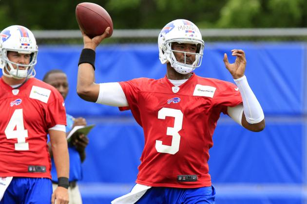 Debate: Who Do You Want to Start Week 1 at QB for the Bills?