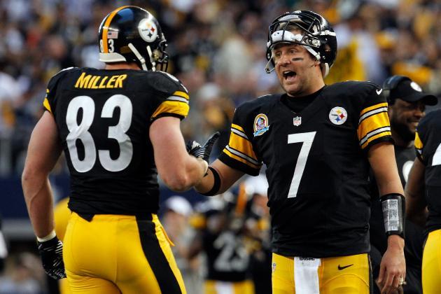 How Ben Roethlisberger, Steelers Can Survive Heath Miller's Absence
