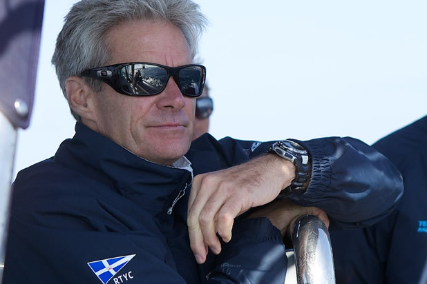 Three Join America's Cup Hall of Fame / Americas Cup