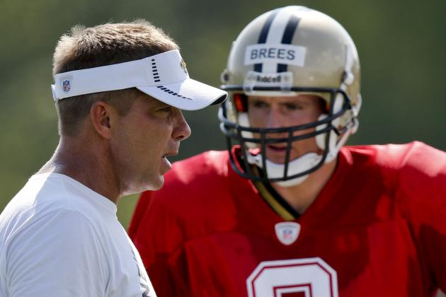 Debate: Predict Drew Brees' Stats in 2013