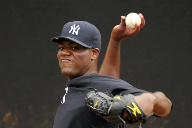 Michael Pineda Can Resume Throwing in 7-10 Days