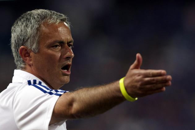 Real Madrid vs. Chelsea: Previewing Mourinho Cup 2013