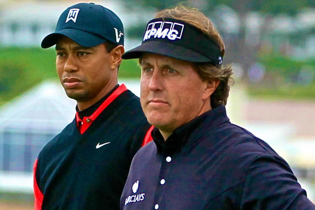 PGA Championship 2013: Why Phil Mickelson Was Tiger Woods' Top Rival All Along
