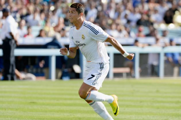Guinness Cup 2013: Ranking Biggest Stars in Real Madrid vs. Chelsea Final