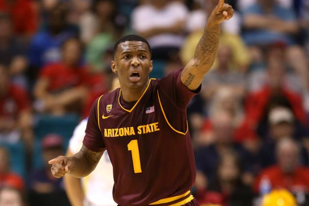 Is This Jahii Carson's Last Season at Arizona State?