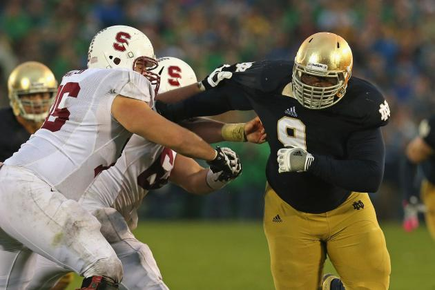 Notre Dame Football: Top 2014 NFL Draft Prospects to Watch for Fighting Irish