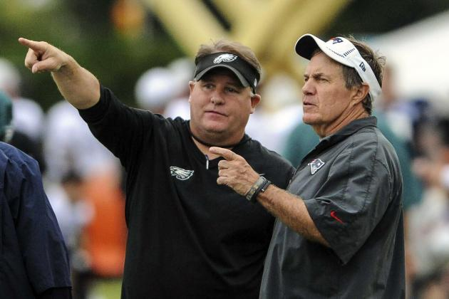 Belichick Has 'So Much Respect' for Chip Kelly