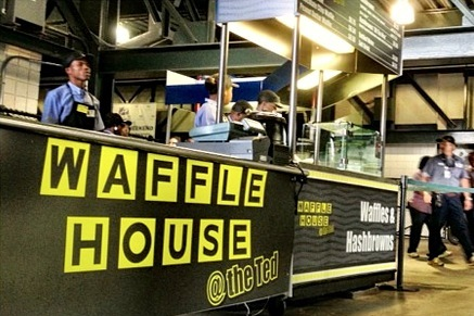 Players, Fans Credit Waffle House for Atlanta Braves' Incredible Winning Streak
