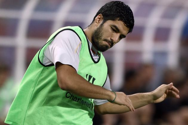Suarez Confirms Desire to Leave Liverpool