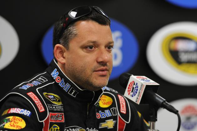 How Tony Stewart's Crash Impacts the 2013 NASCAR Sprint Cup Chase