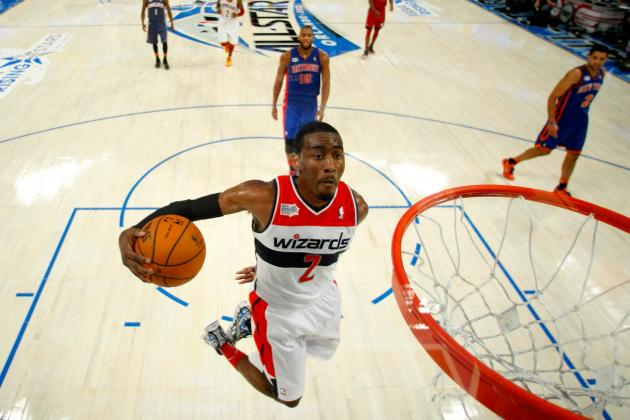 Is John Wall Worth a Max Deal from the Washington Wizards?