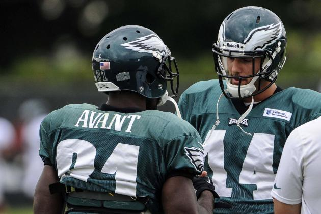 Riley Cooper Meets with Teammates, Rejoins Team