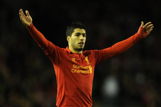 Why Luis Suarez Is the Most Lethal Striker in the English Premier League