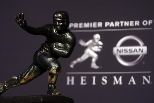 Heisman Campaigns in the Preseason? Heisman Campaigns in the Preseason