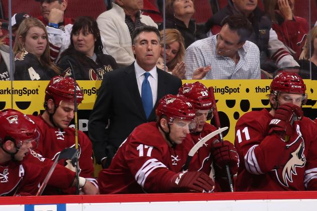 With the NHL Out, the Phoenix Coyotes Now Have a Voice and Advocate