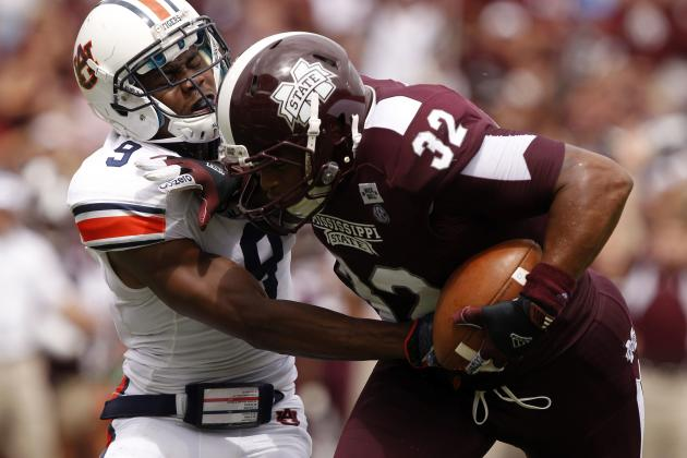 Auburn Football: Identifying Swing Games That Will Determine Success in 2013