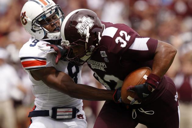 Auburn Football: Identifying Swing Games That Will Determine Success in 2013