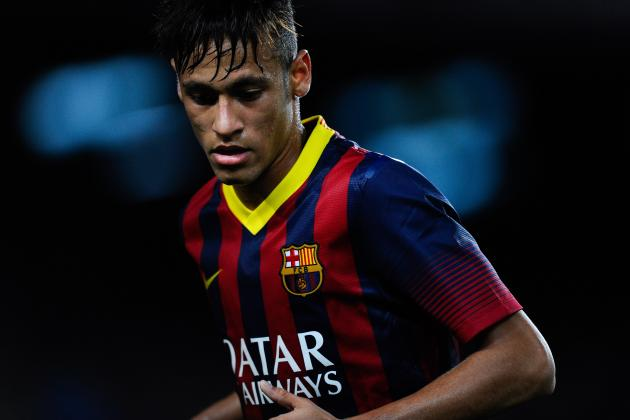 Neymar's Health Concerns Shouldn't Worry Barcelona