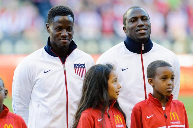 Jozy Altidore and Eddie Johnson Should Start for the USA at the World Cup