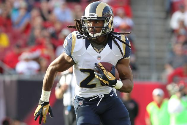 Daryl Richardson Likely Starting RB for St. Louis Rams