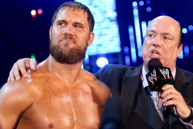 Curtis Axel Will Shine in the CM Punk/Brock Lesnar Feud