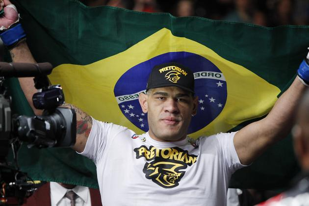 Antonio 'Bigfoot' Silva Lands Role in 'The Scorpion King: The Lost Throne'