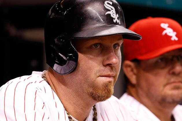 Assembling Rangers' Perfect Adam Dunn Trade Package to Replace Nelson Cruz