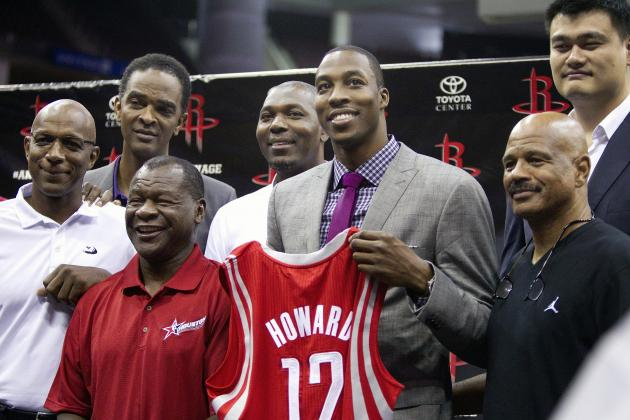 How Each New Acquisition Will Fit into Houston Rockets' 2013-14 Rotation