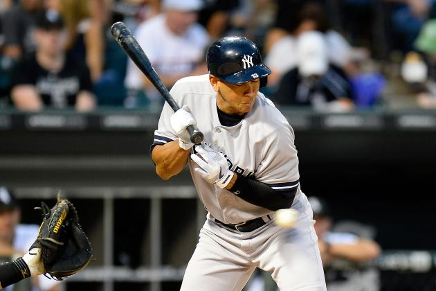 Girardi: Fans Wrong to Cheer on A-Rod's HBP